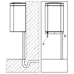 floor drain disposal diagram